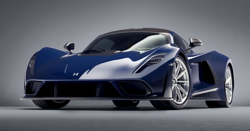 2021 Hennessey Venom F5 debuts – 6.6L twin-turbo V8, 1,817 hp & 1,617 Nm, over 500 km/h top speed! Image #1224373