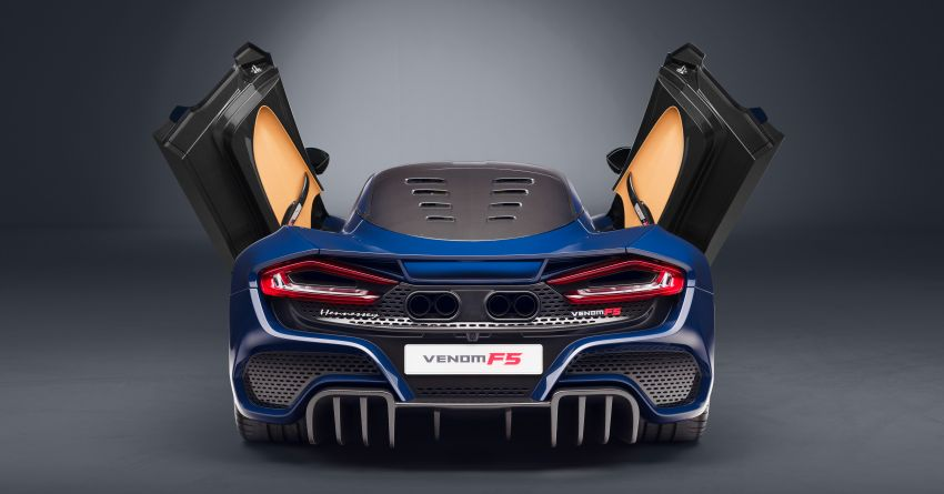2021 Hennessey Venom F5 debuts – 6.6L twin-turbo V8, 1,817 hp & 1,617 Nm, over 500 km/h top speed! Image #1224376