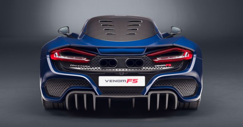 2021 Hennessey Venom F5 debuts – 6.6L twin-turbo V8, 1,817 hp & 1,617 Nm, over 500 km/h top speed! Image #1224377