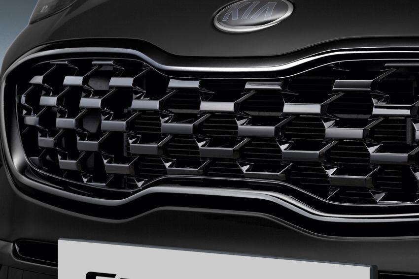 2021 Kia Sportage JBL Black Edition debuts in the UK Image #1225762