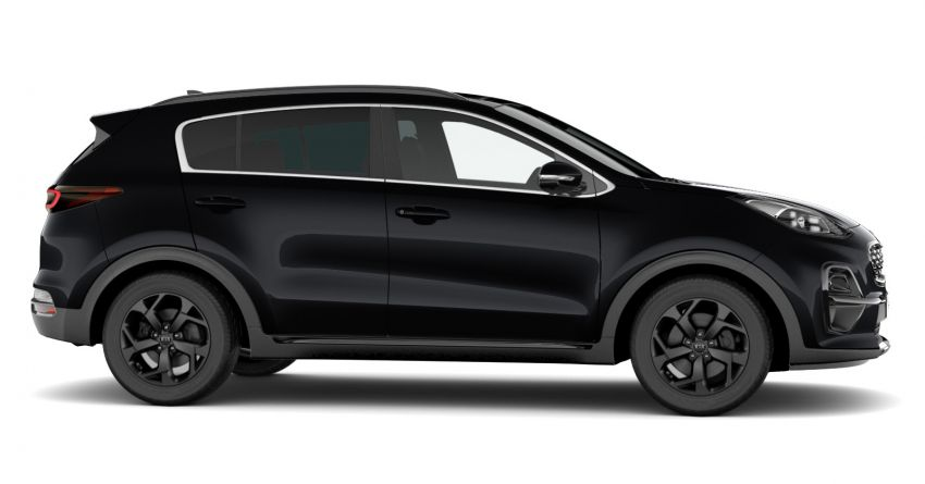 2021 Kia Sportage JBL Black Edition debuts in the UK Image #1225768