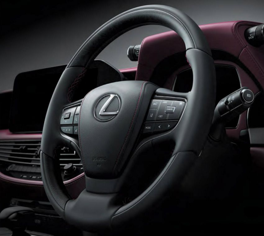 2021 Lexus LS facelift launched in Thailand – four variants offered; priced from RM1.556-2.140 million Image #1219626