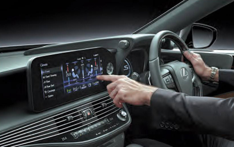 2021 Lexus LS facelift launched in Thailand – four variants offered; priced from RM1.556-2.140 million Image #1219631