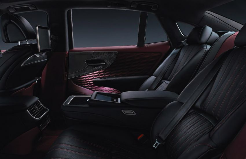 2021 Lexus LS facelift launched in Thailand – four variants offered; priced from RM1.556-2.140 million Image #1219636