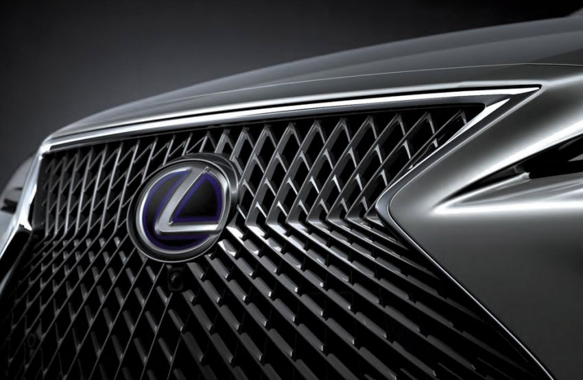 2021 Lexus LS facelift launched in Thailand – four variants offered; priced from RM1.556-2.140 million Image #1219619