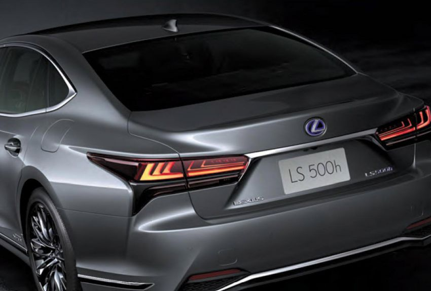 2021 Lexus LS facelift launched in Thailand – four variants offered; priced from RM1.556-2.140 million Image #1219621