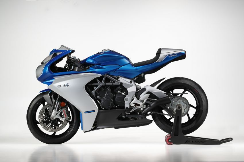 75th Anniversary MV Agusta RMV wristwatch by RO-NI – in limited edition of 75 units worldwide, RM277,245 Image #1227679