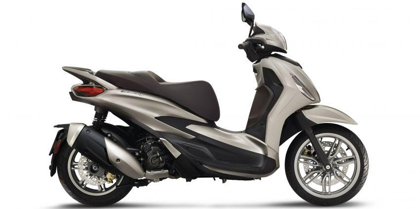 2021 Piaggio Beverly – suburban scooter elegance Image #1228899