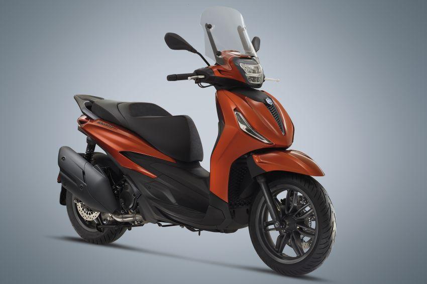2021 Piaggio Beverly – suburban scooter elegance Image #1228892