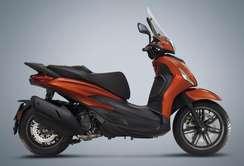2021 Piaggio Beverly – suburban scooter elegance Image #1228890