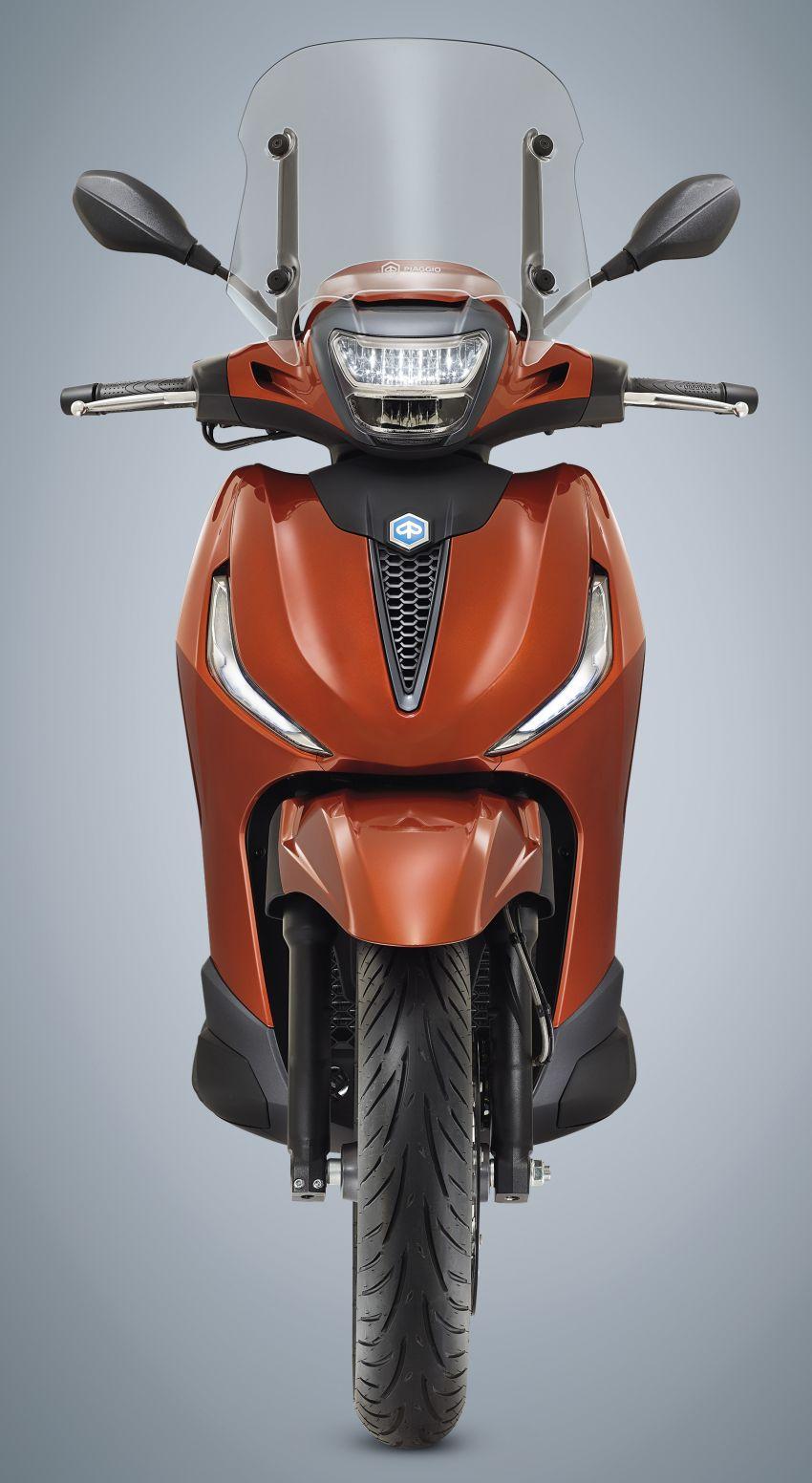 2021 Piaggio Beverly – suburban scooter elegance Image #1228888