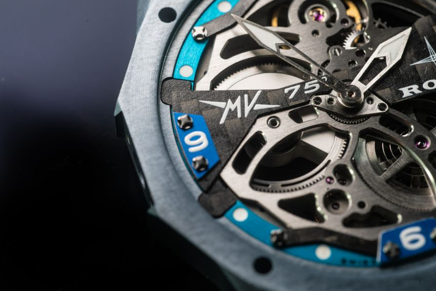 75th Anniversary MV Agusta RMV wristwatch by RO-NI – in limited edition of 75 units worldwide, RM277,245 Image #1227670