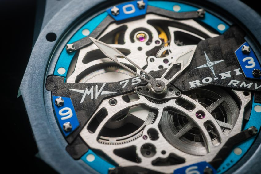 75th Anniversary MV Agusta RMV wristwatch by RO-NI – in limited edition of 75 units worldwide, RM277,245 Image #1227672