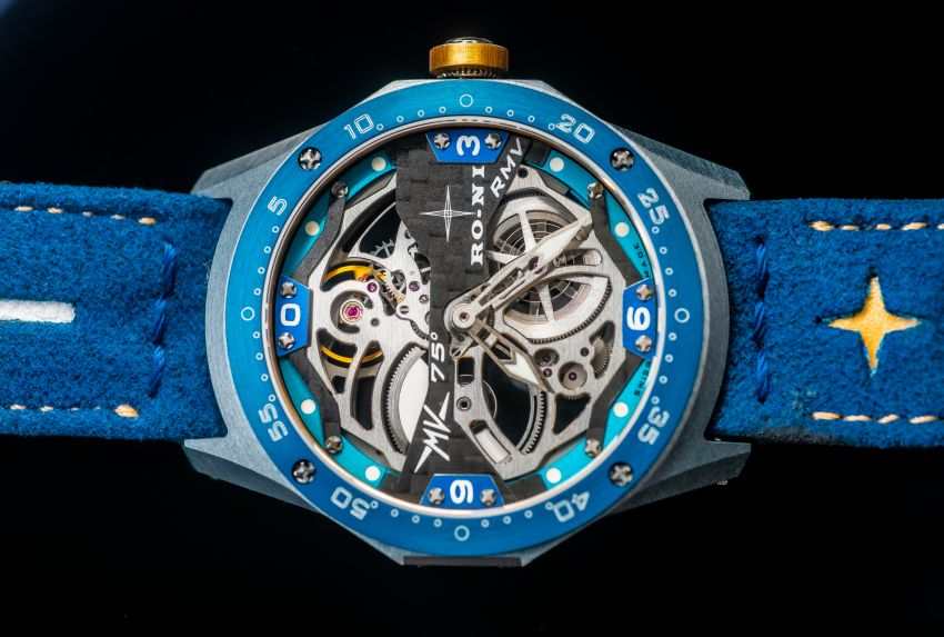 75th Anniversary MV Agusta RMV wristwatch by RO-NI – in limited edition of 75 units worldwide, RM277,245 Image #1227673