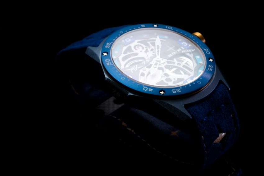 75th Anniversary MV Agusta RMV wristwatch by RO-NI – in limited edition of 75 units worldwide, RM277,245 Image #1227668