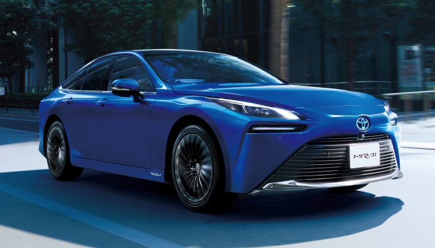 2021 Toyota Mirai launched in Japan, priced fr. RM277k Image #1222533