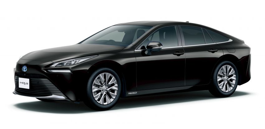 2021 Toyota Mirai launched in Japan, priced fr. RM277k Image #1222519