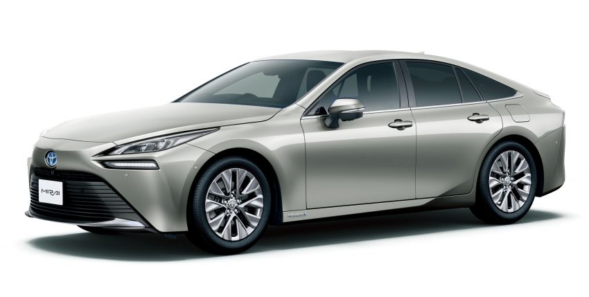 2021 Toyota Mirai launched in Japan, priced fr. RM277k Image #1222520