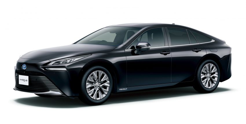 2021 Toyota Mirai launched in Japan, priced fr. RM277k Image #1222521