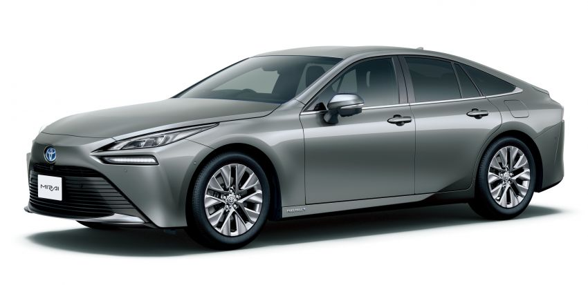 2021 Toyota Mirai launched in Japan, priced fr. RM277k Image #1222523