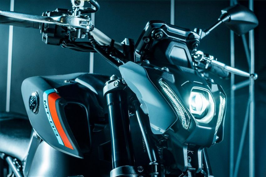 2021 Yamaha MT-09 – creating the sound of darkness Image #1225925