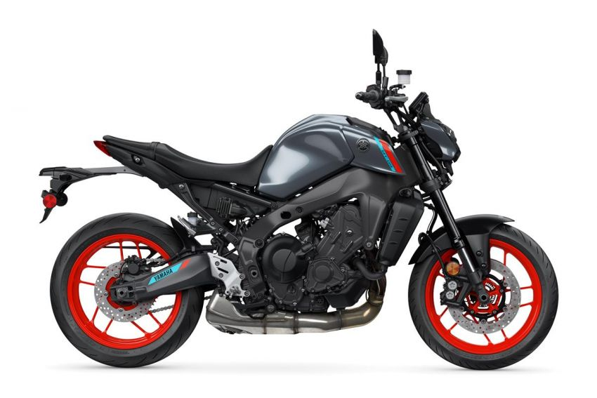 2021 Yamaha MT-09 – creating the sound of darkness Image #1225932