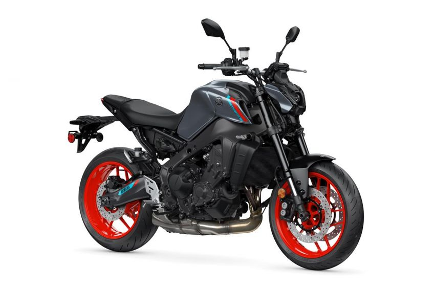 2021 Yamaha MT-09 – creating the sound of darkness Image #1225933
