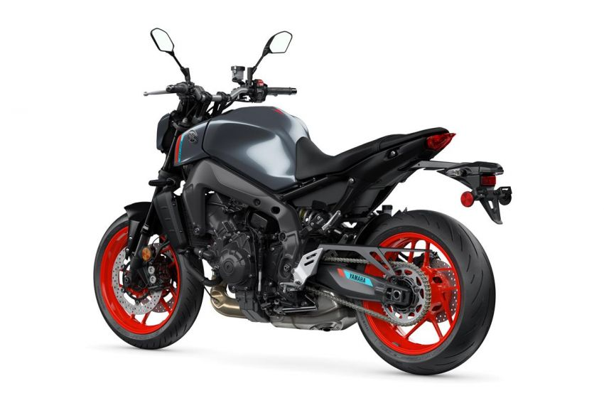 2021 Yamaha MT-09 – creating the sound of darkness Image #1225934