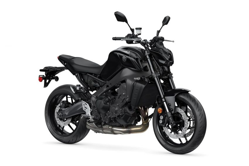 2021 Yamaha MT-09 – creating the sound of darkness Image #1225936