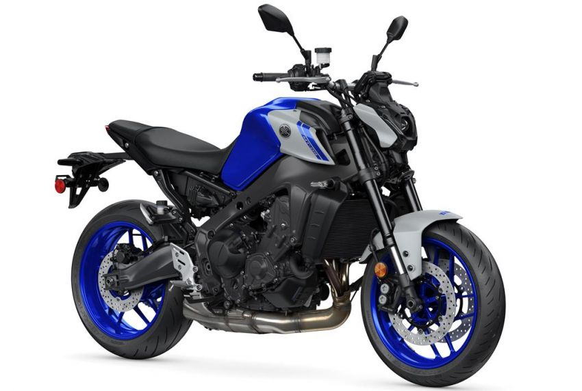 2021 Yamaha MT-09 – creating the sound of darkness Image #1225940