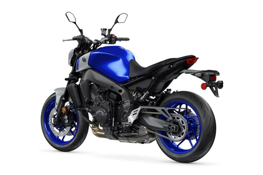 2021 Yamaha MT-09 – creating the sound of darkness Image #1225941