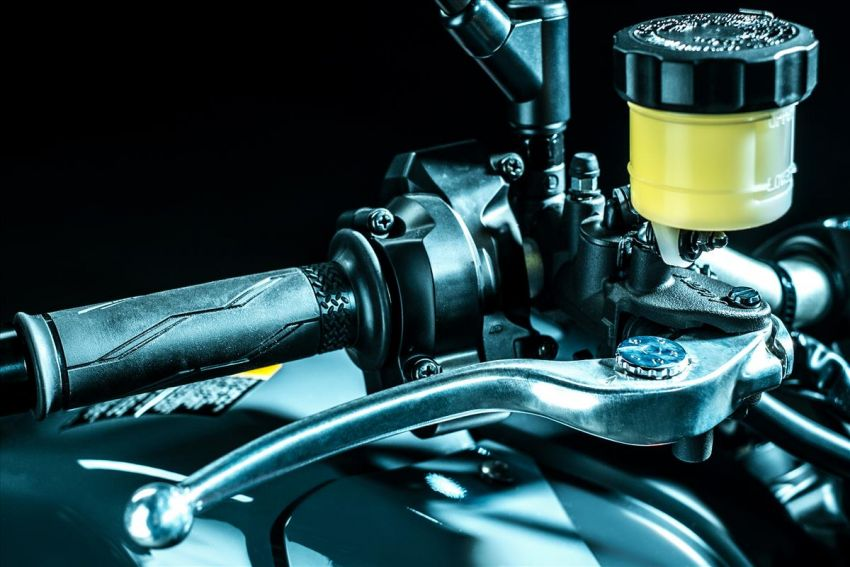 2021 Yamaha MT-09 – creating the sound of darkness Image #1225946