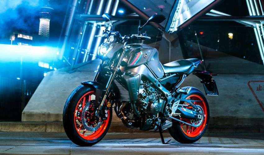 2021 Yamaha MT-09 – creating the sound of darkness Image #1225919
