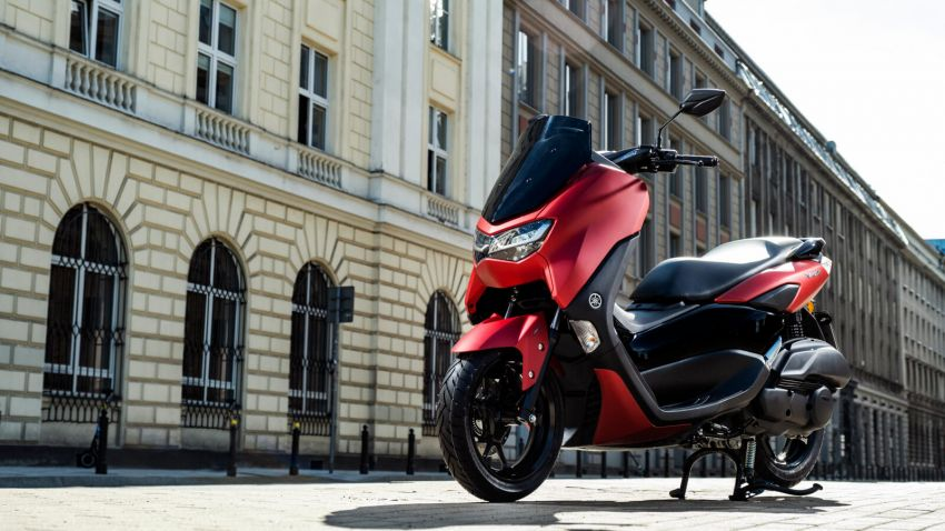 2021 Yamaha NMax 155 scooter in Malaysia, RM8,998 Image #1219112