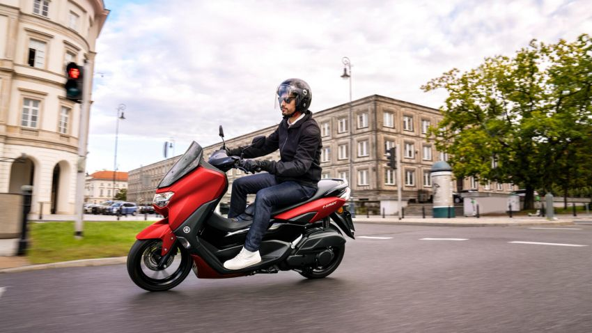 2021 Yamaha NMax 155 scooter in Malaysia, RM8,998 Image #1219110