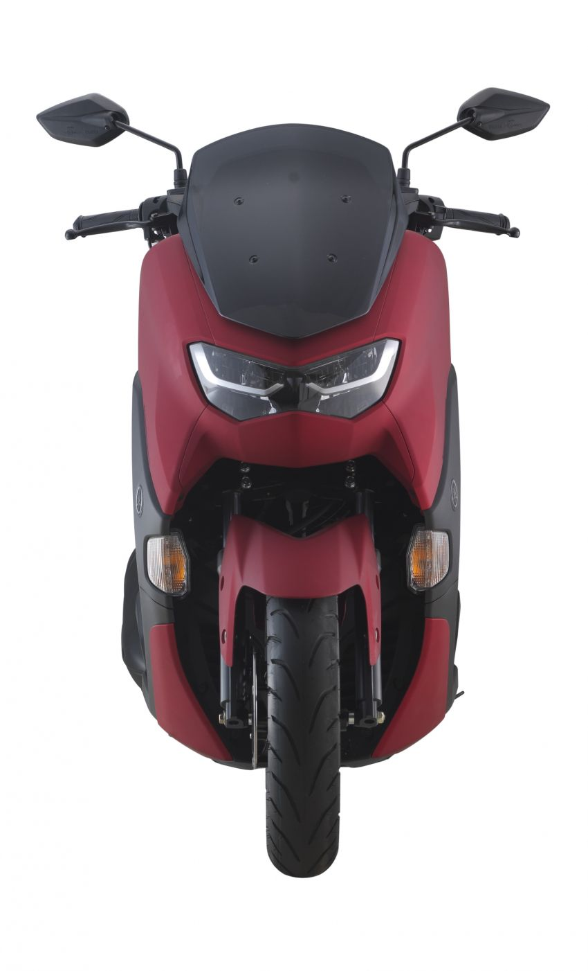 2021 Yamaha NMax 155 scooter in Malaysia, RM8,998 Image #1219083