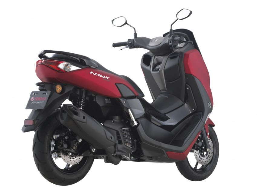 2021 Yamaha NMax 155 scooter in Malaysia, RM8,998 Image #1219086