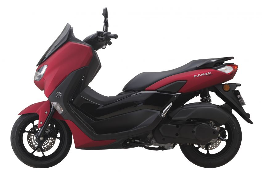 2021 Yamaha NMax 155 scooter in Malaysia, RM8,998 Image #1219091