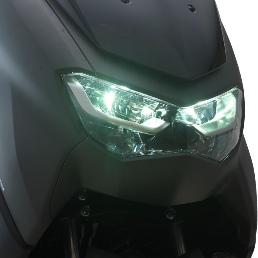 2021 Yamaha NMax 155 scooter in Malaysia, RM8,998 Image #1219102