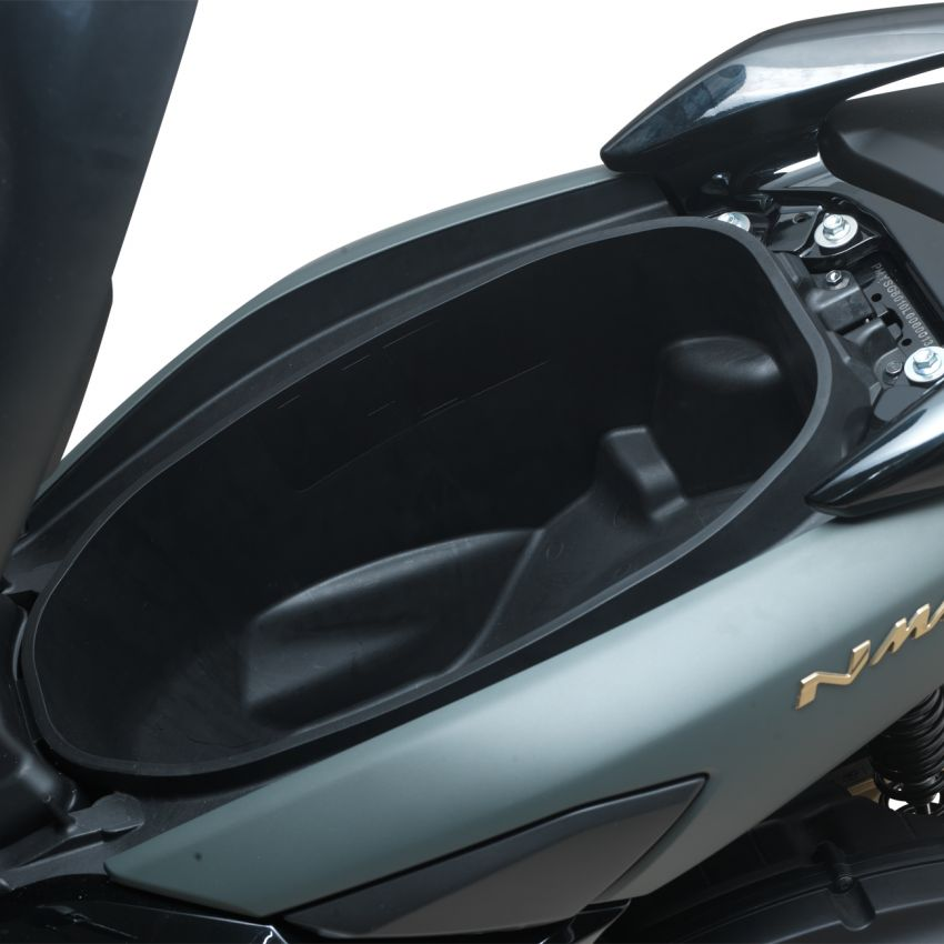 2021 Yamaha NMax 155 scooter in Malaysia, RM8,998 Image #1219105