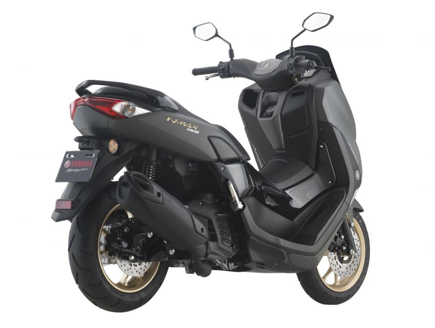 2021 Yamaha NMax 155 scooter in Malaysia, RM8,998 Image #1219095