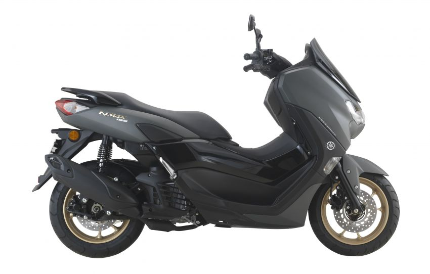 2021 Yamaha NMax 155 scooter in Malaysia, RM8,998 Image #1219096