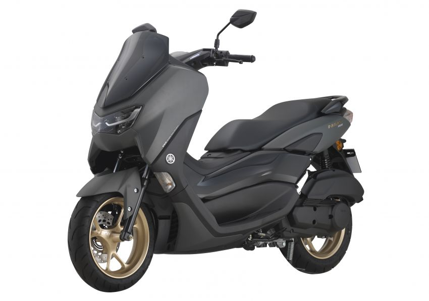 2021 Yamaha NMax 155 scooter in Malaysia, RM8,998 Image #1219099