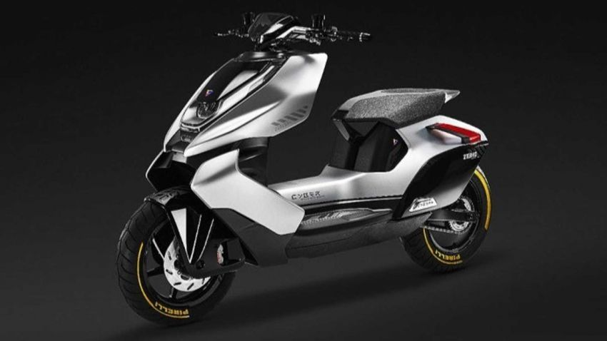 CFMoto launches Zeeho electric motorcycle brand Image #1224104