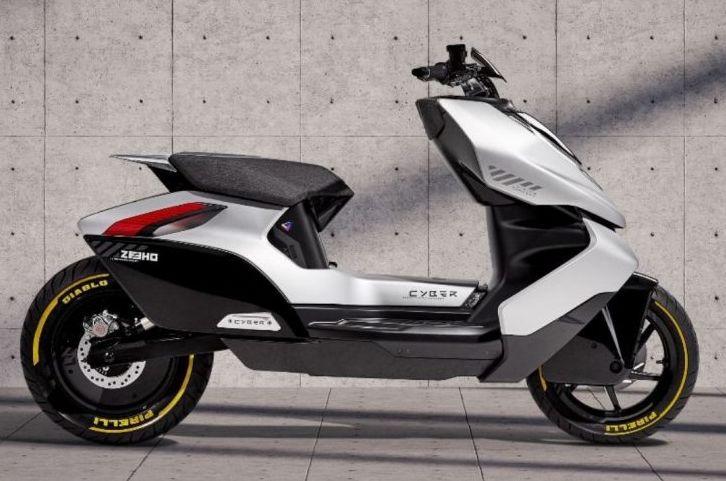 CFMoto launches Zeeho electric motorcycle brand Image #1224106