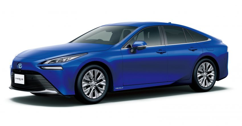 2021 Toyota Mirai launched in Japan, priced fr. RM277k Image #1222517