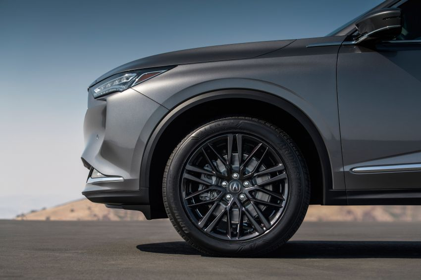 2022 Acura MDX debuts – all-new three-row SUV gets new chassis, 3.5L V6 and tech; Type S to arrive later Image #1222069