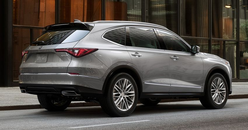 2022 Acura MDX debuts – all-new three-row SUV gets new chassis, 3.5L V6 and tech; Type S to arrive later Image #1222063