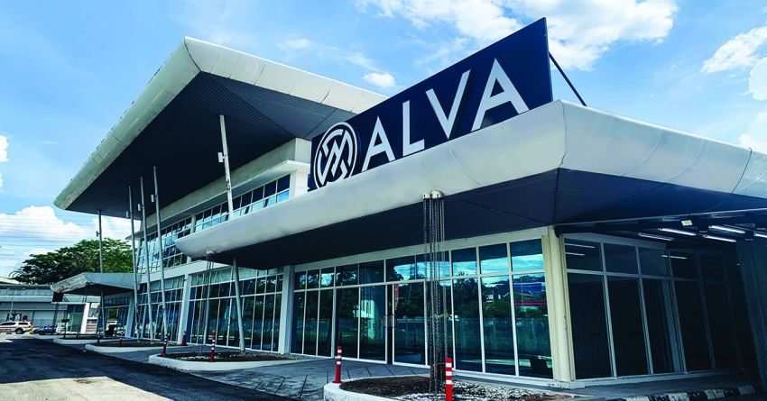 AD: ALVA Concept Store – one-stop outlet for window tint, coating, body and paint, wrap and maintenance Image #1230081