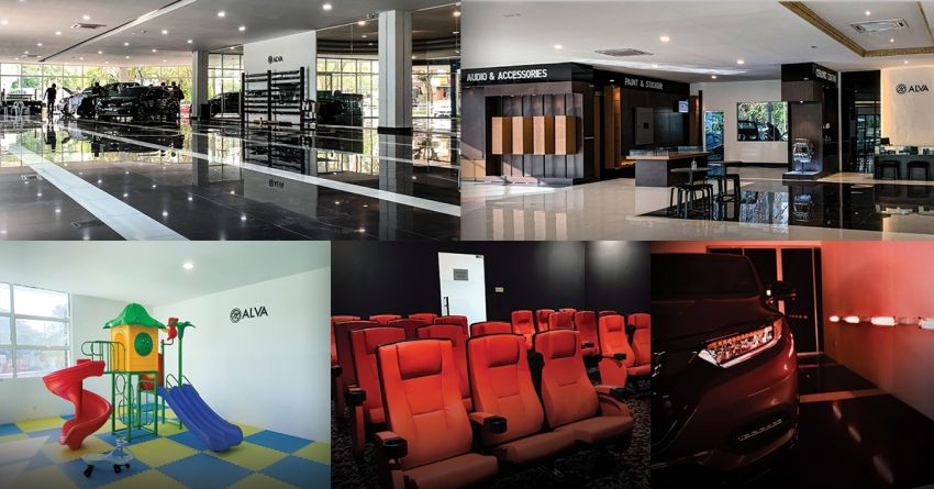 AD: ALVA Concept Store – one-stop outlet for window tint, coating, body and paint, wrap and maintenance Image #1230098